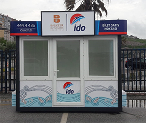 İDO - BTT Bilet Satış Noktası